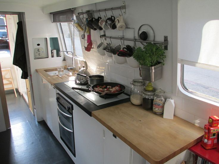 New Nesting Ideas For Your Narrowboat
