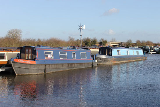 Boats That Have Been Winterised