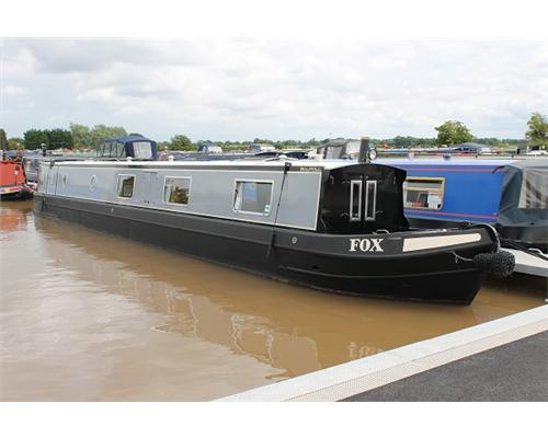 Traditional Narrow boat