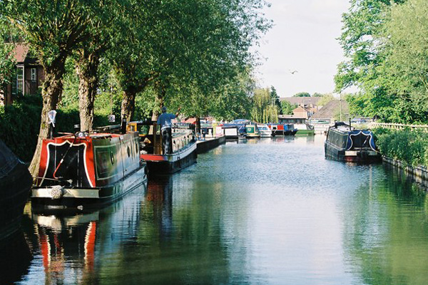 living on a narrow boat